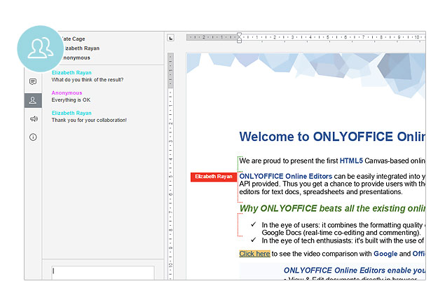 11 Things You Can Do With Onlyoffice But Can T With Google Docs Or