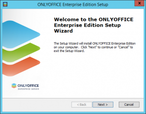 Installing ONLYOFFICE Enterprise Edition