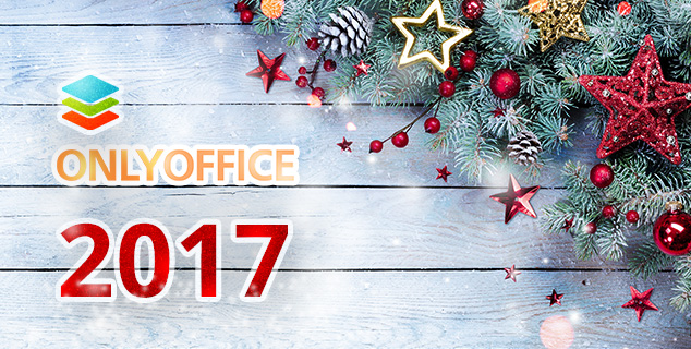 ONLYOFFICE 2017: Year on Review