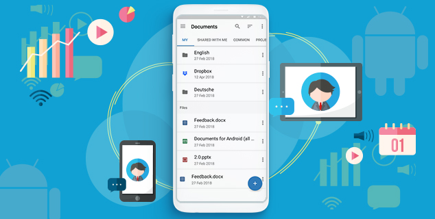 ONLYOFFICE Documents 2.0 for Android