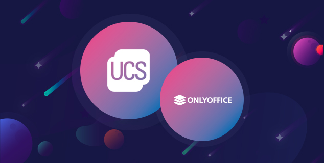 ONLYOFFICE virtual appliance in UCS