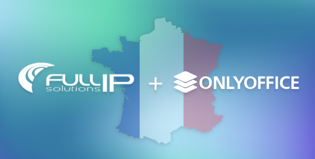 Full IP Solutions ONLYOFFICE partnership