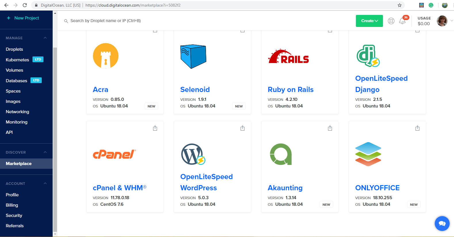 ONLYOFFICE on the DigitalOcean Marketplace | ONLYOFFICE Blog