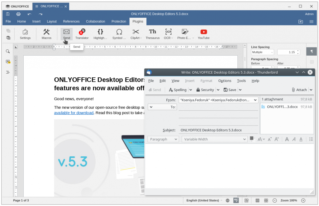 onlyoffice_desktop_editors_5.3_send_plugin