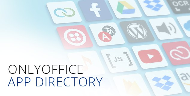 ONLYOFFICE App Directory