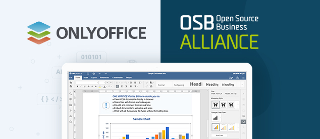 ONLYOFFICE joins OSB Alliance
