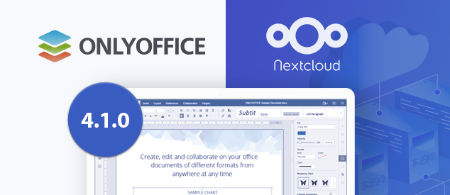 How to co-edit documents in your Nextcloud app for Android with ONLYOFFICE editors