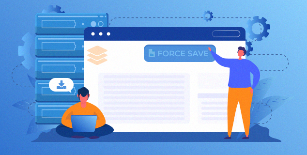 Force Save ONLYOFFICE