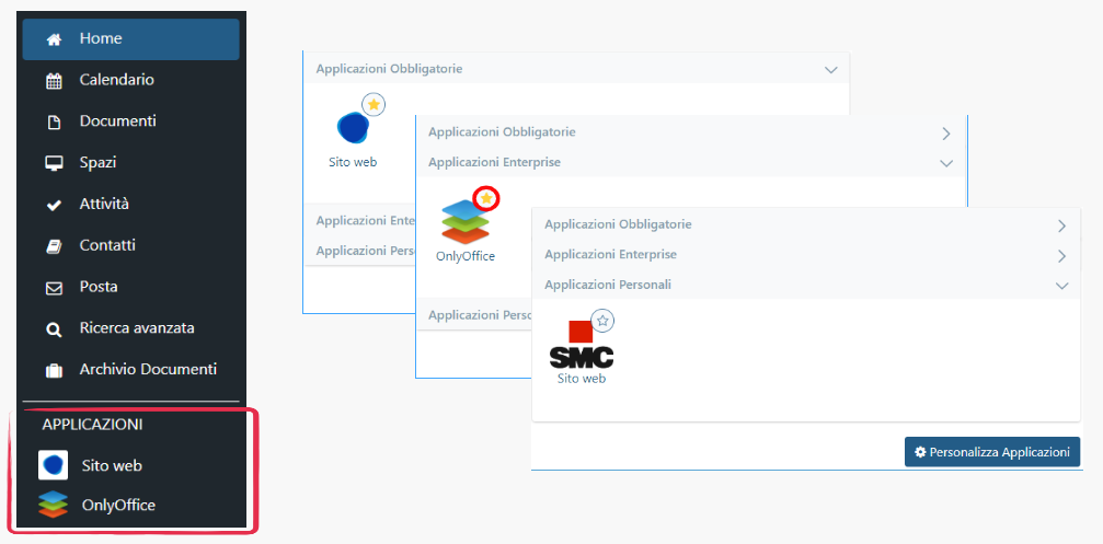 Open Square Spaces with ONLYOFFICE on IBM Cloud