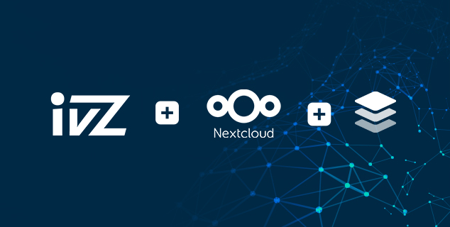 IVZ deployed Nextcloud and ONLYOFFICE
