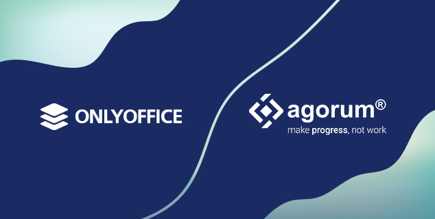 ONLYOFFICE announces integration with agorum