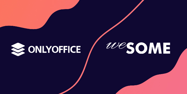 ONLYOFFICE and Wesome Ltd.