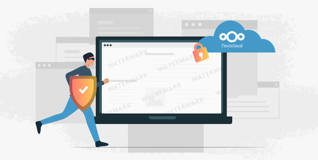 How to protect ONLYOFFICE documents with watermark in Nextcloud