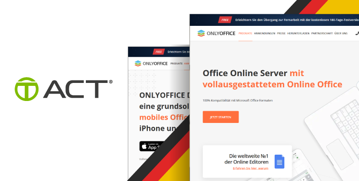 Meet ACT, a new member of the ONLYOFFICE contributor community