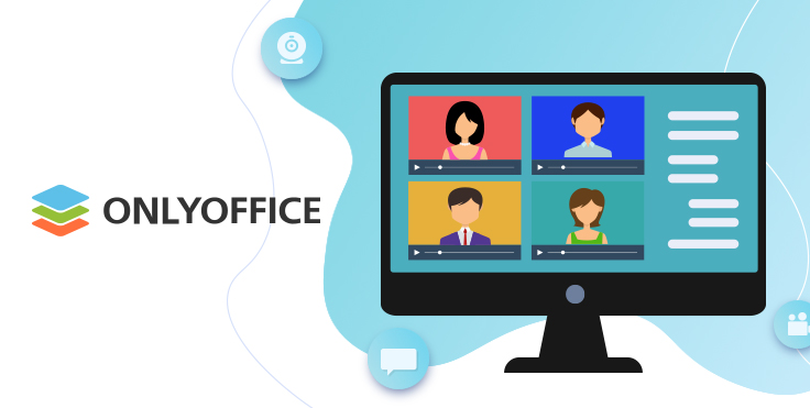 Join free ONLYOFFICE webinars on spreadsheets, data encrypting, Nextcloud/Nuxeo integration, and offers for education