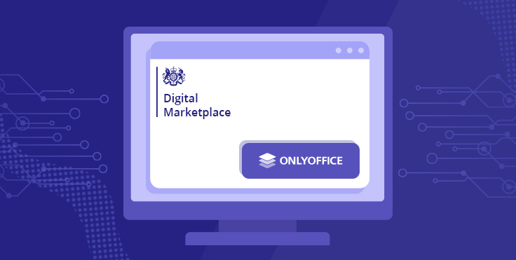 ONLYOFFICE enters Crown Commercial Service's Digital Marketplace
