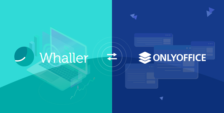 Whaller integrates ONLYOFFICE Docs to enrich its digital workplace with a 100% European office suite