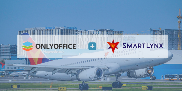 How SmartLynx Airlines deployed ONLYOFFICE Docs integrated with Seafile for secure online document collaboration
