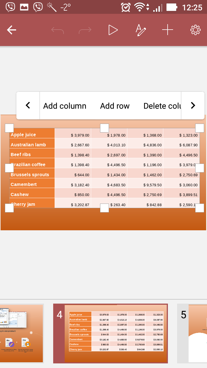 ONLYOFFICE Documents 5.0 para Android
