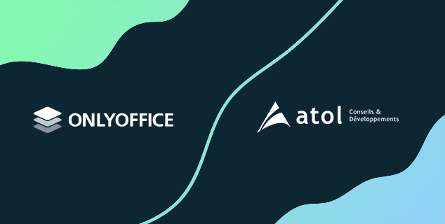Atol CD reinforces online collaboration in Alfresco Digital Workspace by integrating ONLYOFFICE Docs
