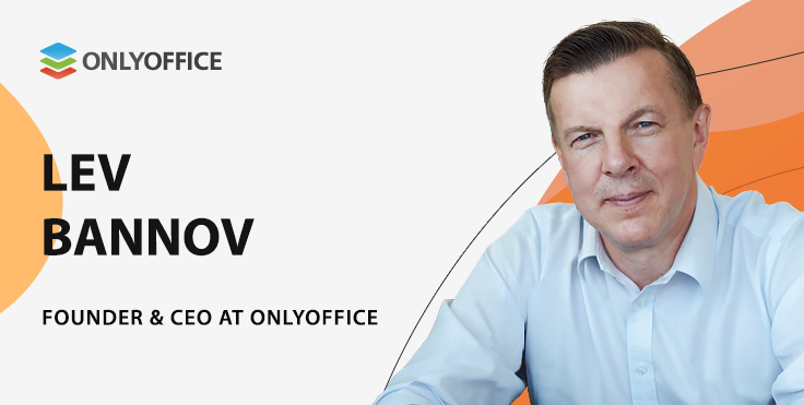 Our CEO Lev Bannov on IT trends for 2020/2021 and future of ONLYOFFICE project