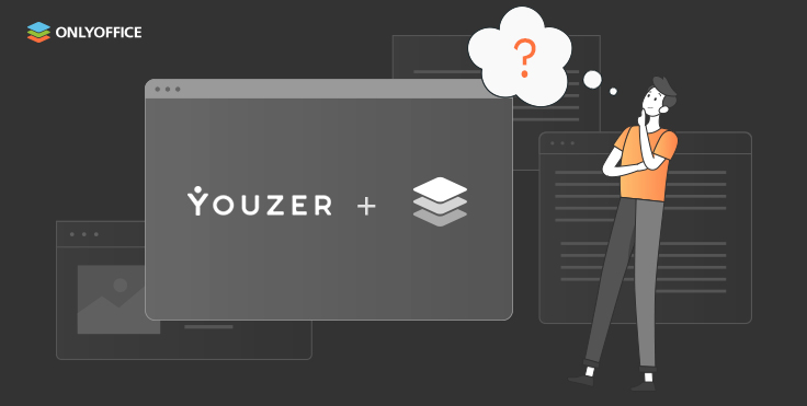 Easily manage your ONLYOFFICE users and accounts via Youzer