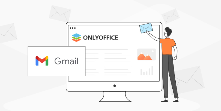 How to connect your Gmail account to ONLYOFFICE Mail