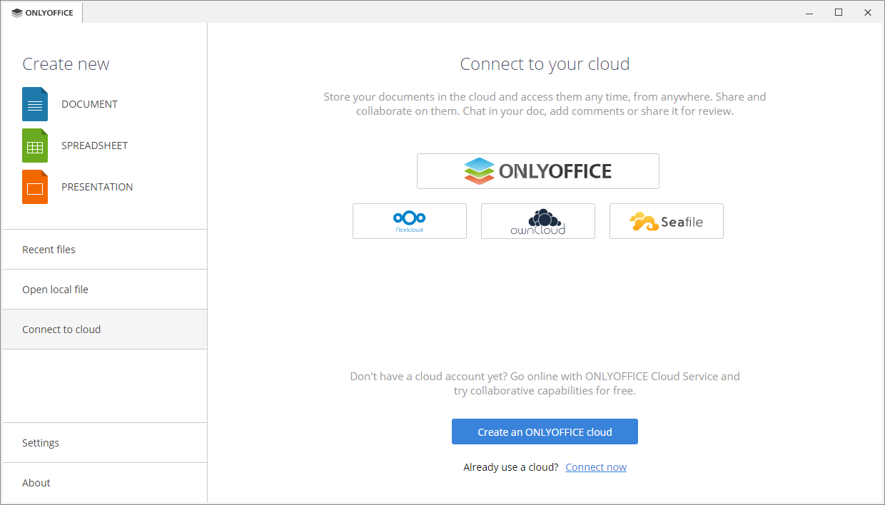 ONLYOFFICE Desktop Editors v6.2 with digital signature, Seafile integration and more is released