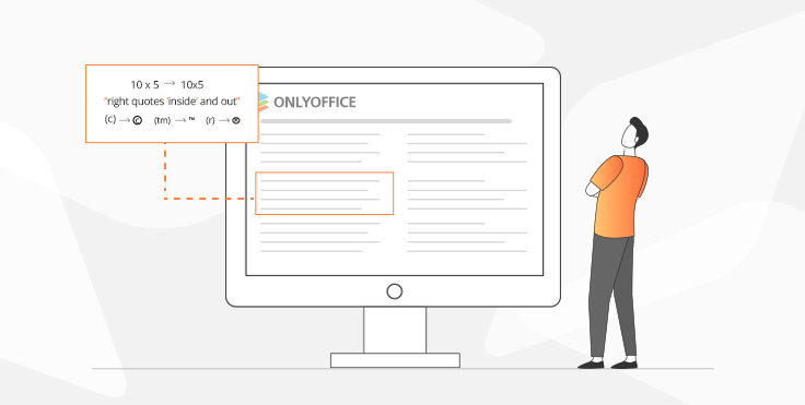 Make your text perfect with the Typograf plugin for ONLYOFFICE