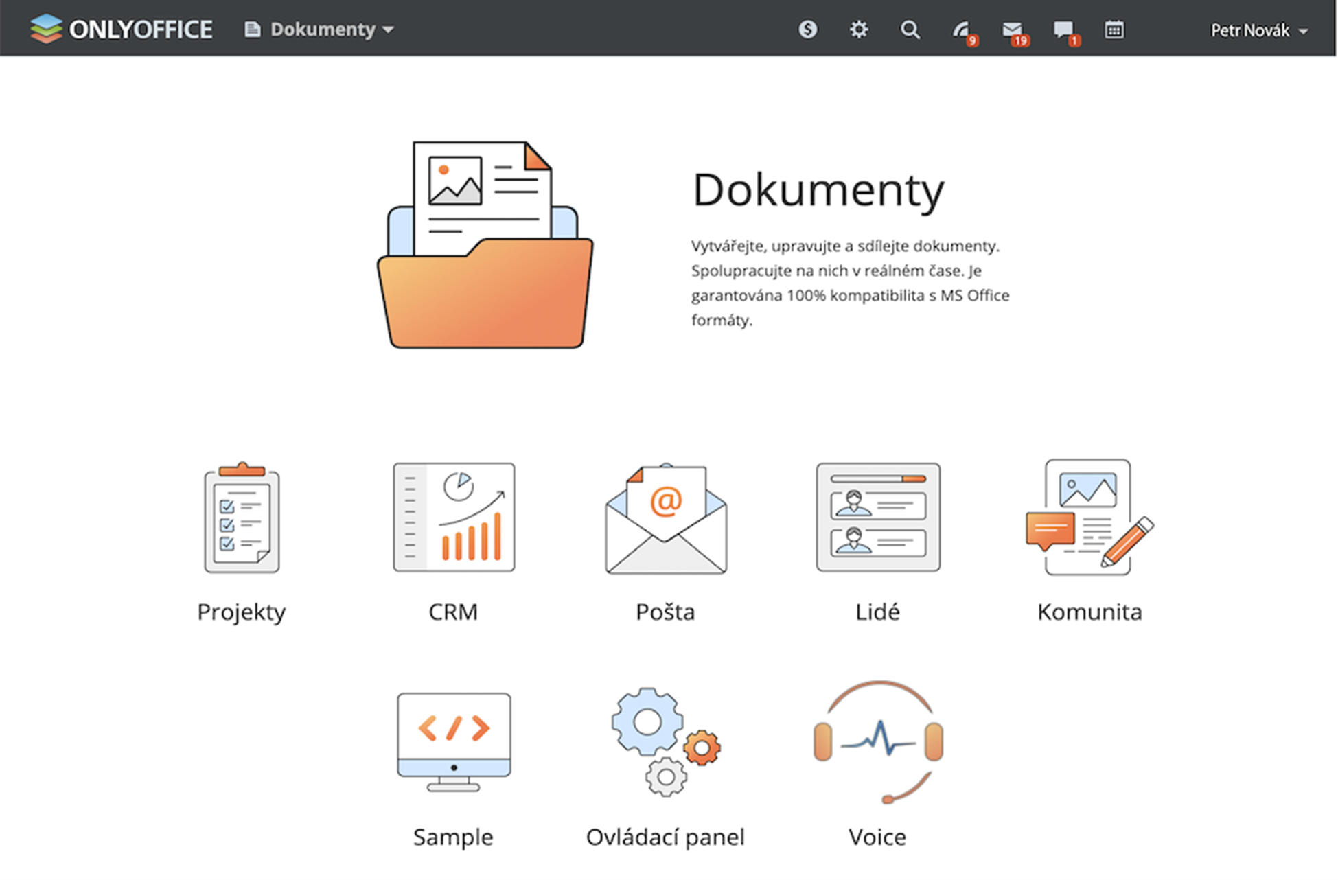 How DENEVY implemented ONLYOFFICE within Online Kancelář