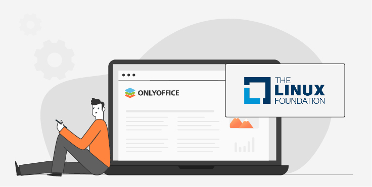 ONLYOFFICE joins the Linux Foundation as a silver member