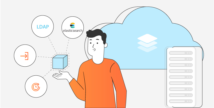 New ONLYOFFICE Workspace in the cloud: Restore, SSO, LDAP, and Elasticsearch integration