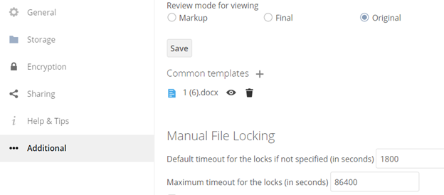Convenient document management and improved data security in ONLYOFFICE connector v6.4.1 for ownCloud
