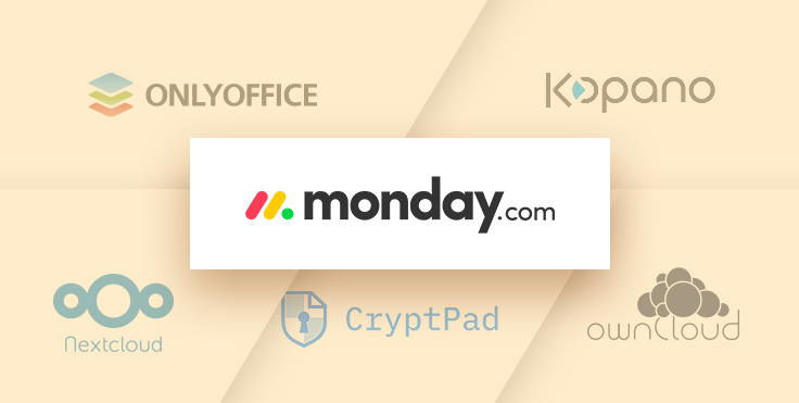 5 secure open-source alternatives to Monday.com