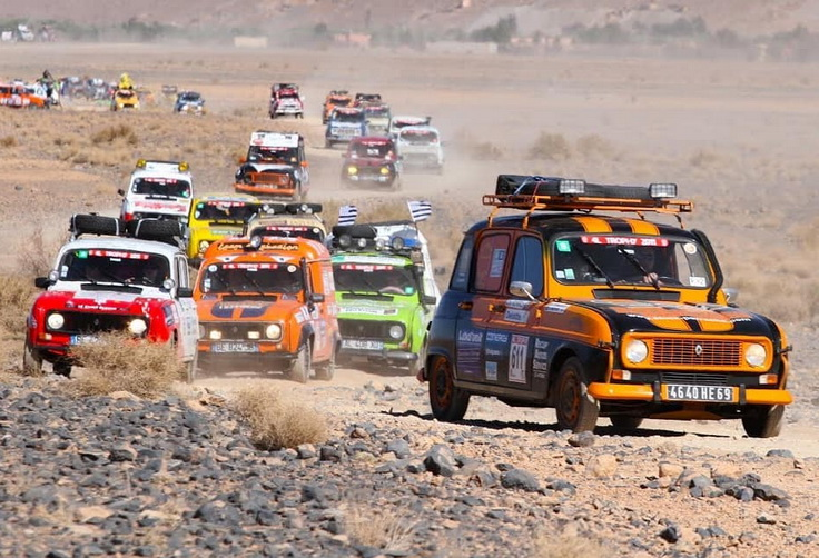 ONLYOFFICE joins the 4L Trophy humanitarian adventure