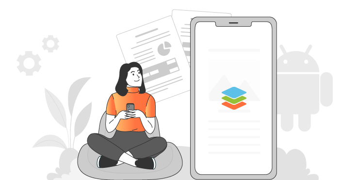 ONLYOFFICE Documents v5.2 for Android with Single Sign-On, kDrive integration, spell-checking and more