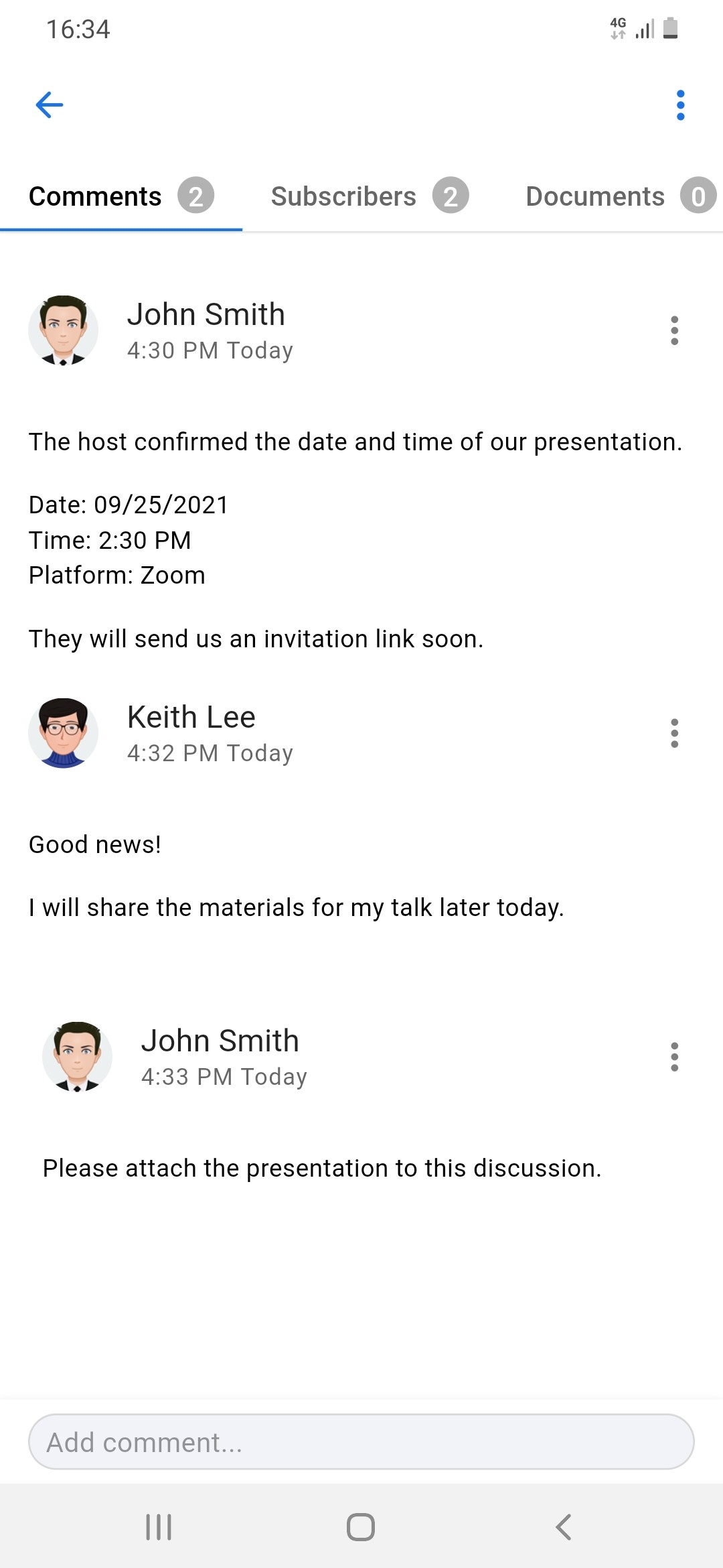 ONLYOFFICE Projects for Android released