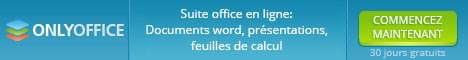 Nous utilisons ONLYOFFICE Online Office